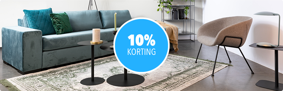 SALE | ZUIVER - 10% KORTING