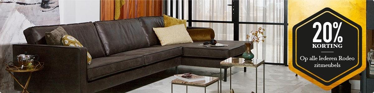 SALE | BEPUREHOME RODEO - 20% KORTING