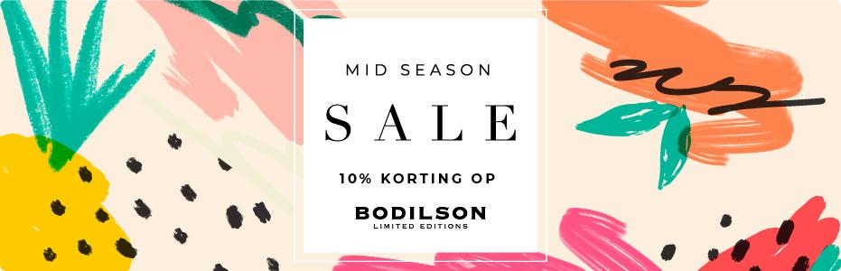 10% KORTING - BODILSON
