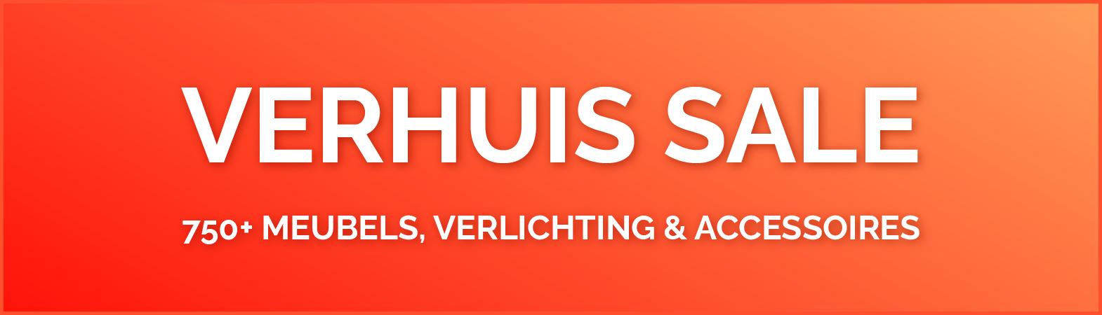 Verhuis Sale