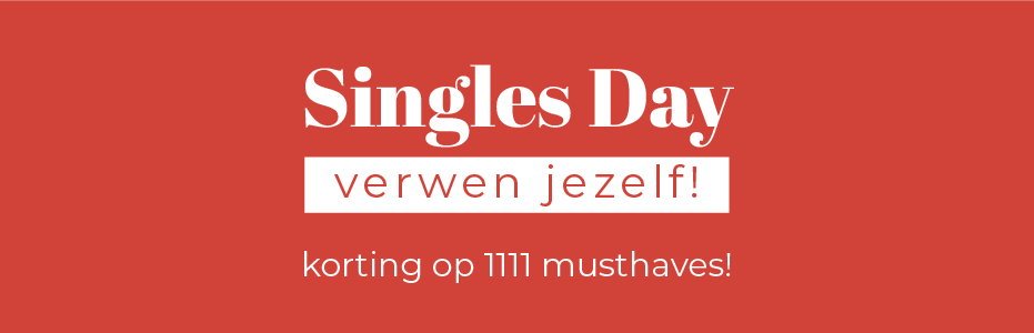 SINGLES DAY BIJ MUSTHAVES