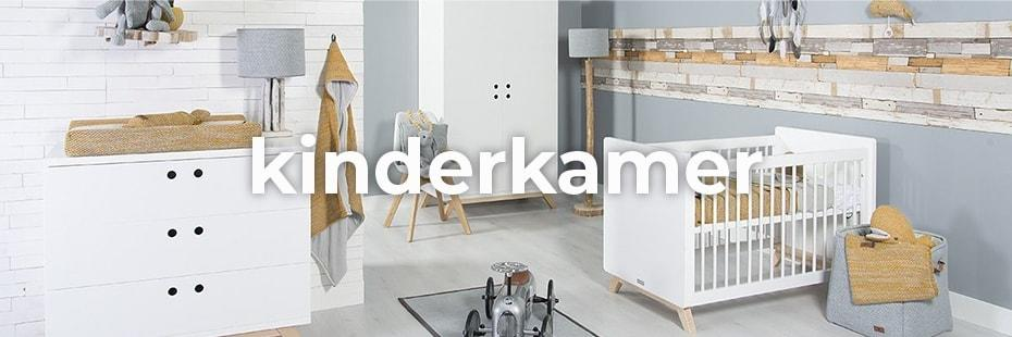 KINDERKAMER - Wit