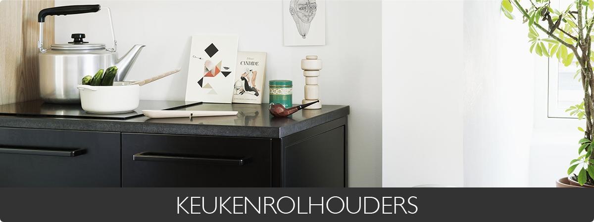 KEUKENROLHOUDERS