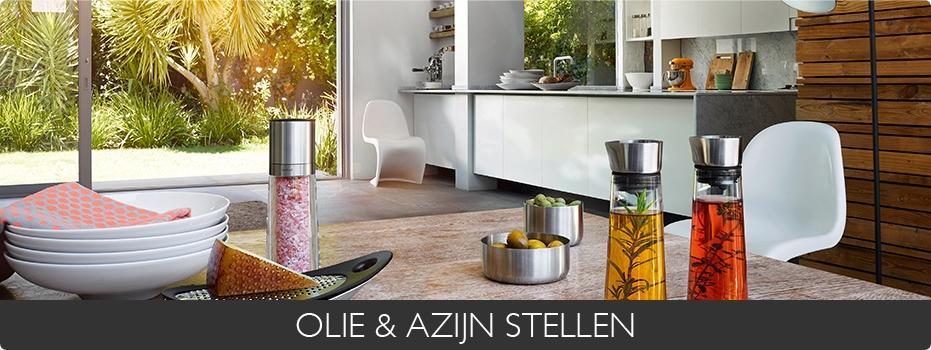 OLIE & AZIJN STELLEN