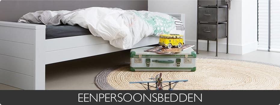 EENPERSOONSBEDDEN - Groen