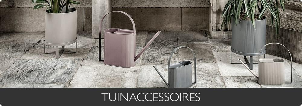 ACCESSOIRES - Antraciet - Roest - Okergeel