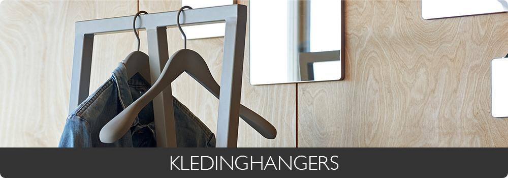 KLEDINGHANGERS - Zilverkleur