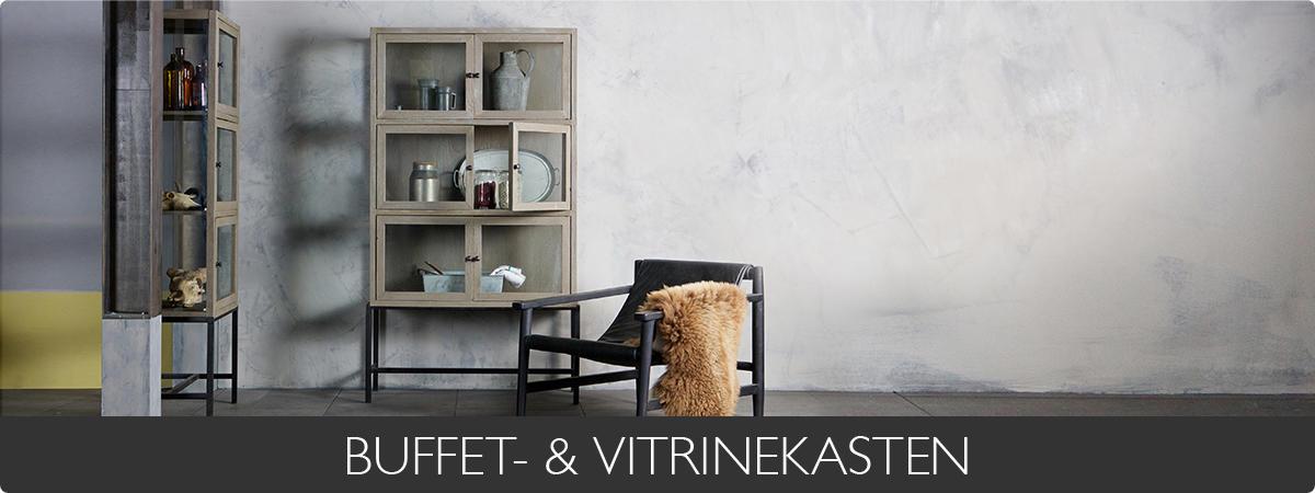BUFFET- & VITRINEKASTEN