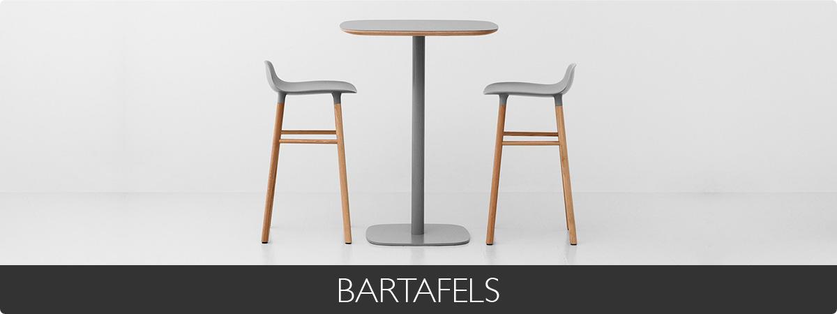 BARTAFELS - Rood