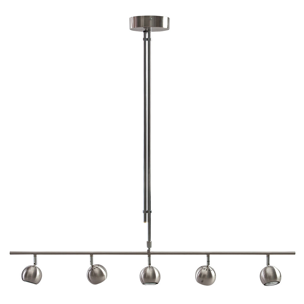 OUTLET - Globo hanglamp ETH staal