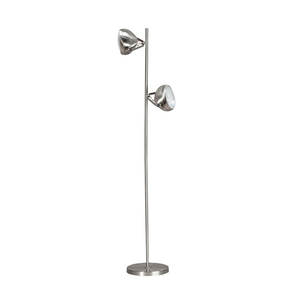 Head vloerlamp ETH staal