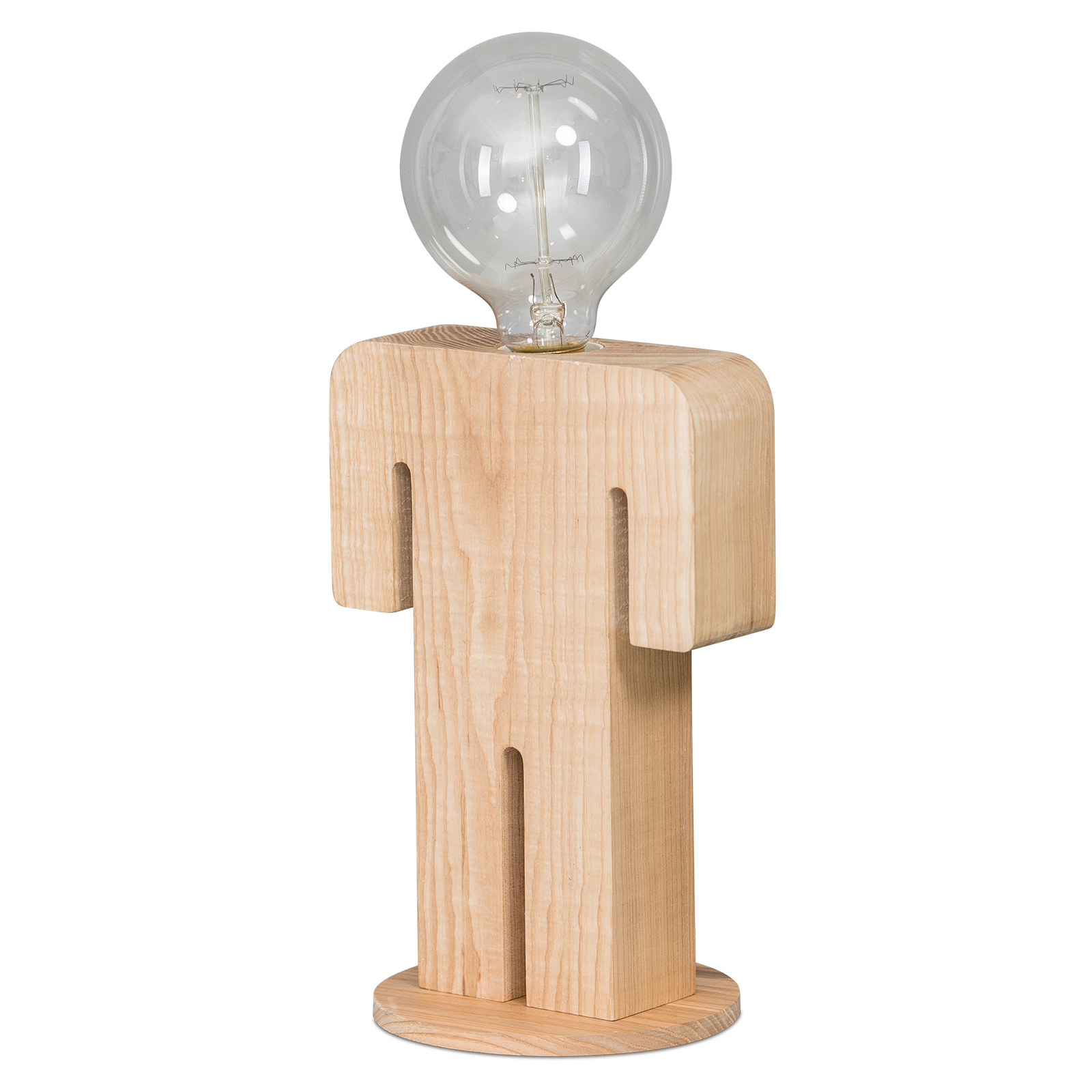 OUTLET - Family tafellamp ETH Adam naturel