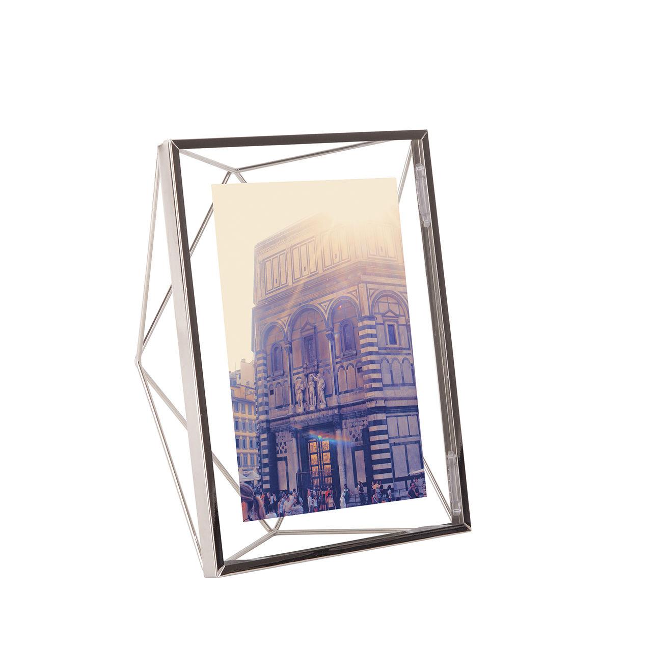 Prisma fotolijst Umbra 18x23cm chroom