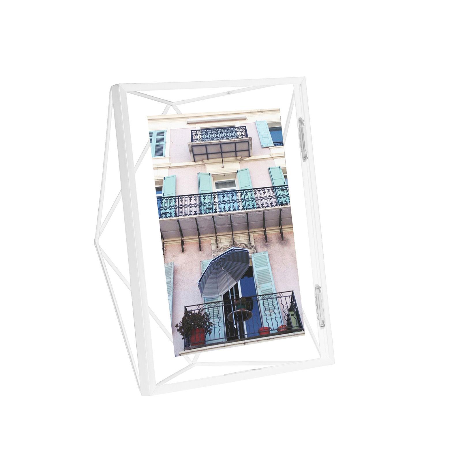 Prisma fotolijst Umbra 18x23cm wit
