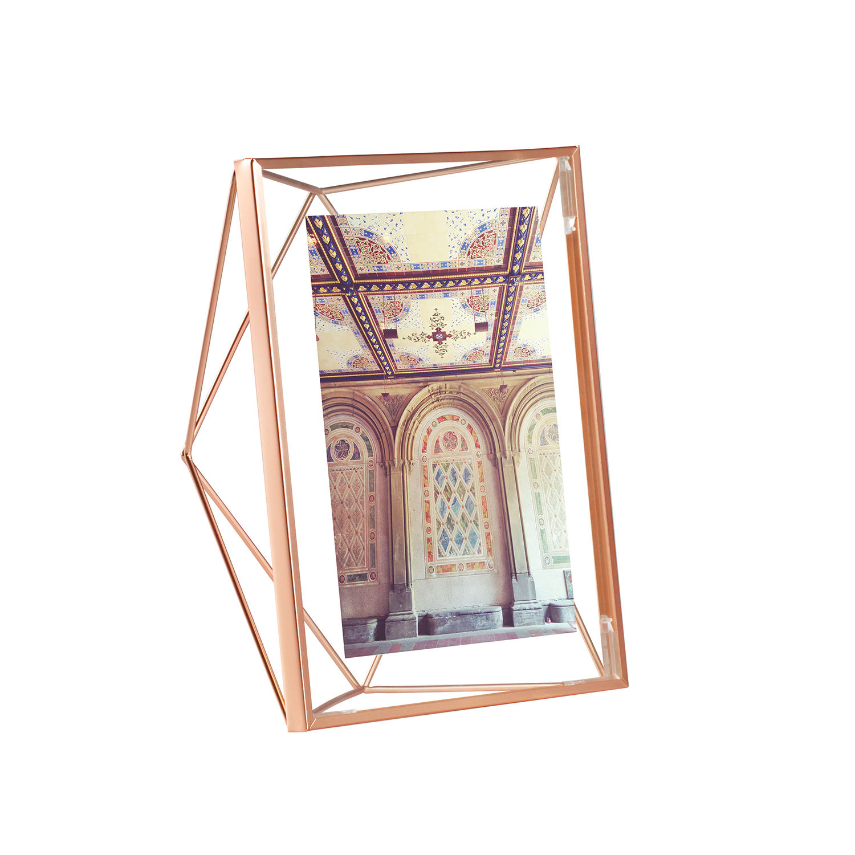 Prisma fotolijst Umbra 18x23cm koper