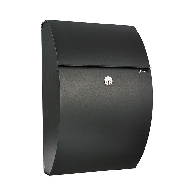 Type 7000 brievenbus Allux zwart