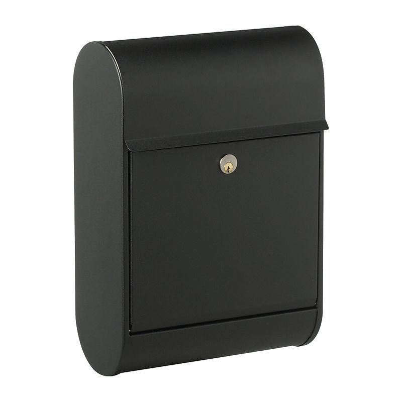Type 8900 brievenbus Allux zwart