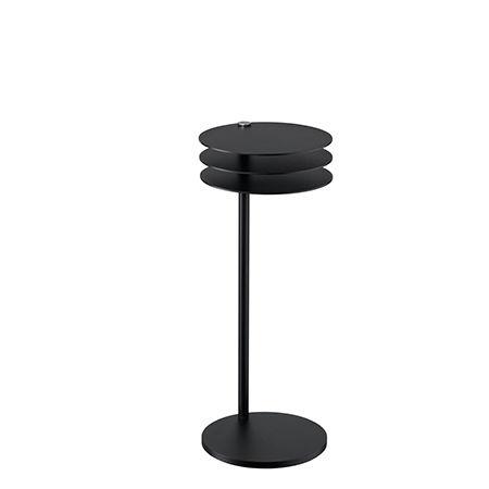 Maló bijzettafel Pieper Concept zwart