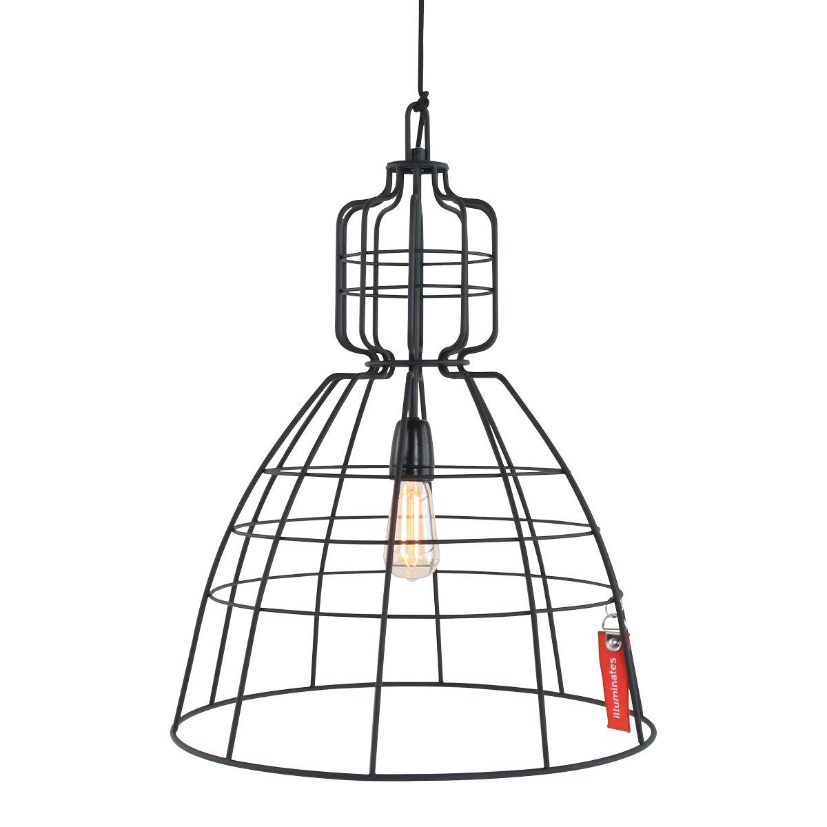 OUTLET - Mark III hanglamp Anne Lighting zwart
