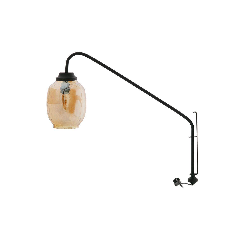 Bubble wandlamp BePureHome messing