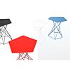 Basket vijfhoek tafel Cascando