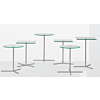 XL Table Cascando rond x ø40cm en 3 poten