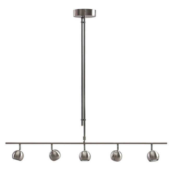 Globo hanglamp ETH staal - VERHUIS SALE