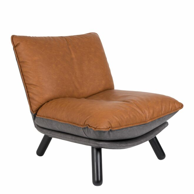 Lazy Sack fauteuil Zuiver bruin