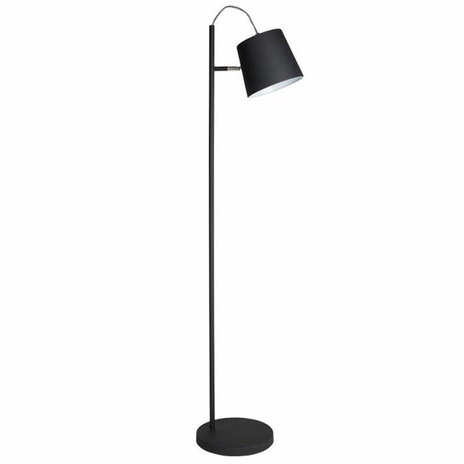 Buckle vloerlamp Zuiver zwart