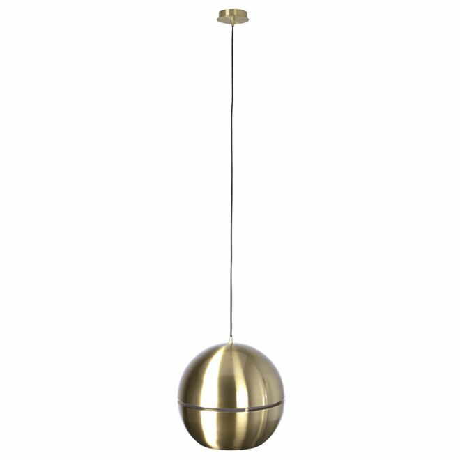 Retro hanglamp Zuiver Ø40 - goud