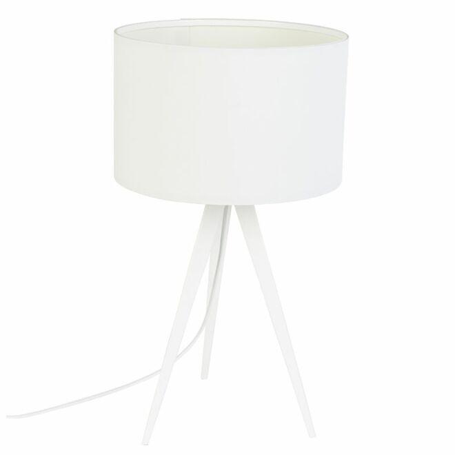 TriPod tafellamp Zuiver wit