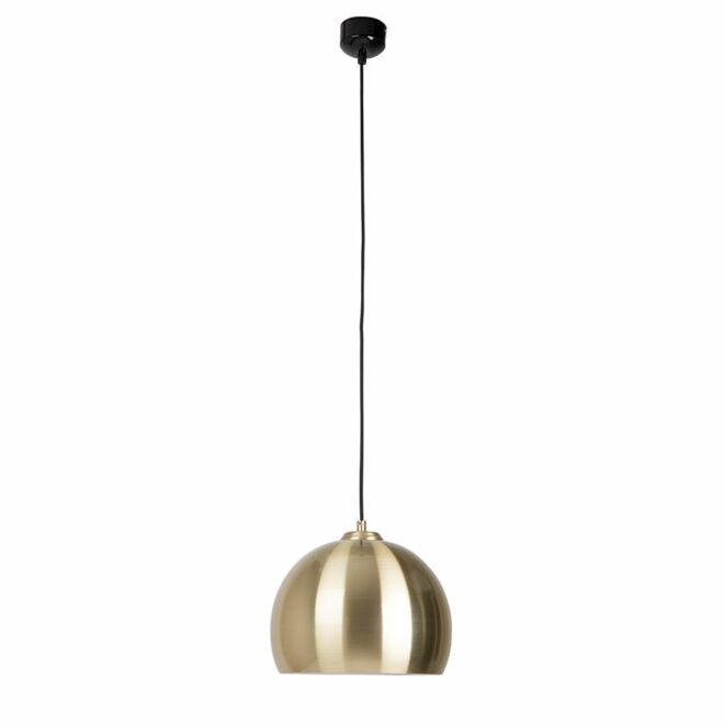 Big Glow hanglamp Zuiver goud