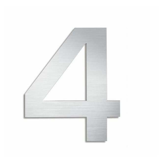 Signo huisnummer 4 Blomus - VERHUIS SALE