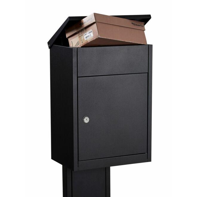 Type 500 brievenbus Allux zwart Ruko slot