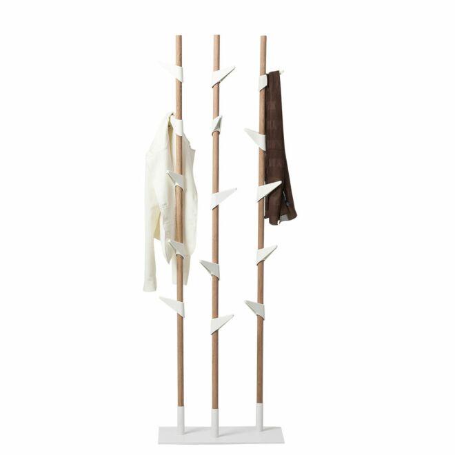 Bamboo 3 staande kapstok Cascando