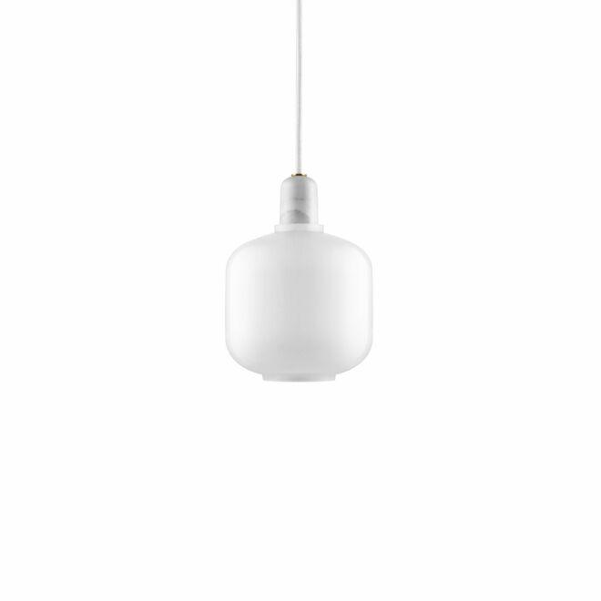 Amp hanglamp Normann Copenhagen klein wit