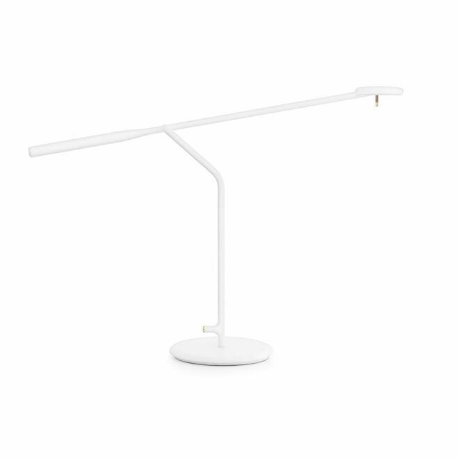 Flow tafellamp Normann Copenhagen wit