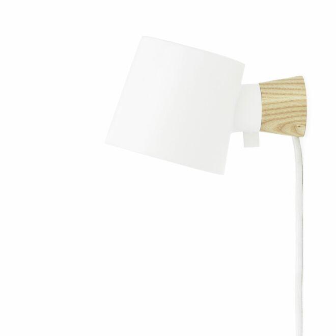 Rise wandlamp Normann Copenhagen wit