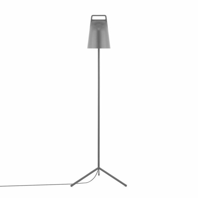 Stage vloerlamp Normann Copenhagen grijs