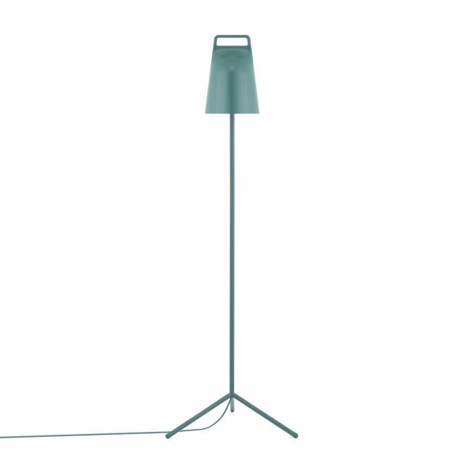 Stage vloerlamp Normann Copenhagen groen