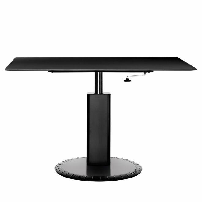 360° tafel Magis rechthoek zwart
