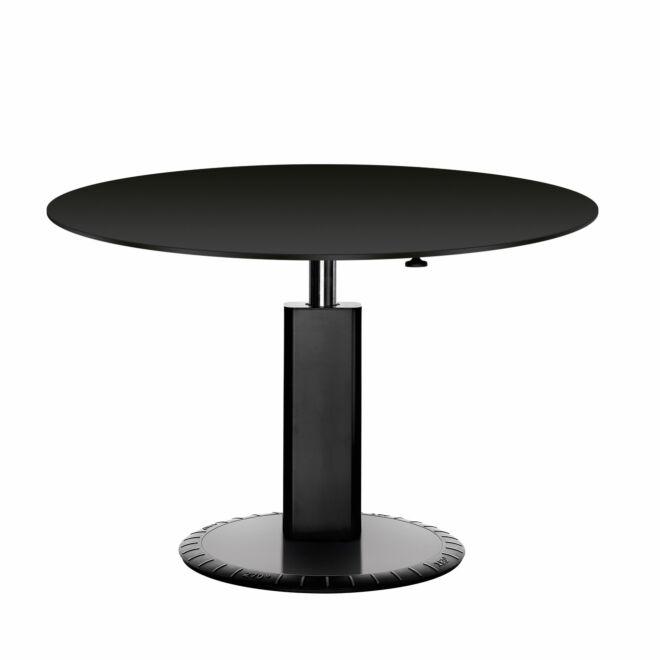 360° tafel Magis rond zwart