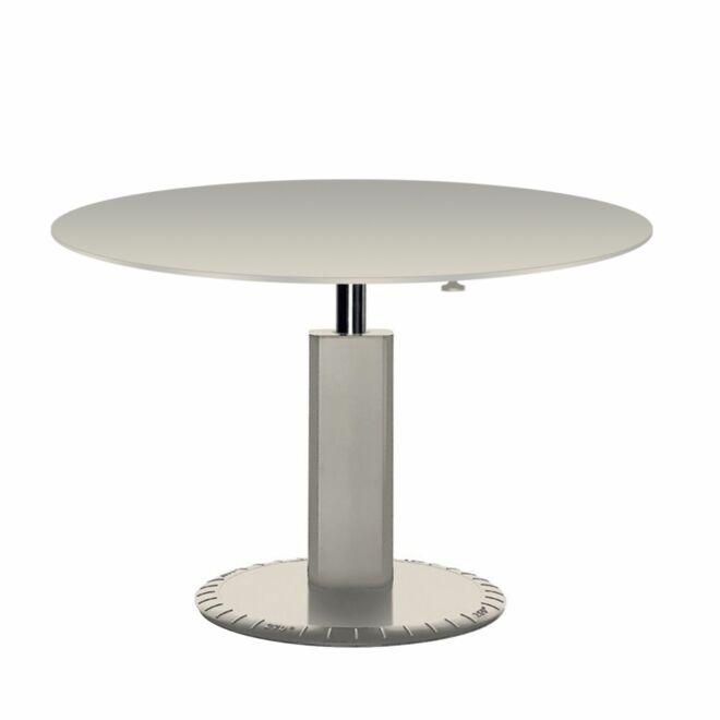 360° tafel Magis rond lichtgrijs