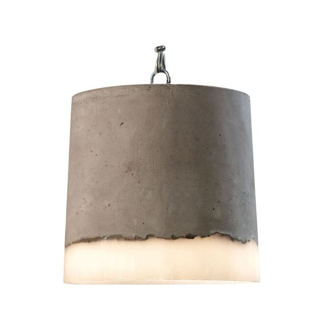 Beton hanglamp Serax medium - VERHUIS SALE