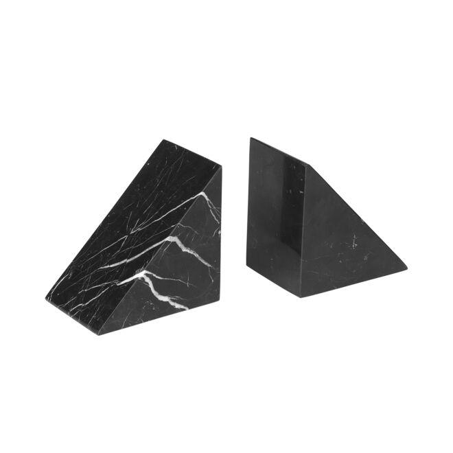 Pesa boekensteun-set Blomus zwart