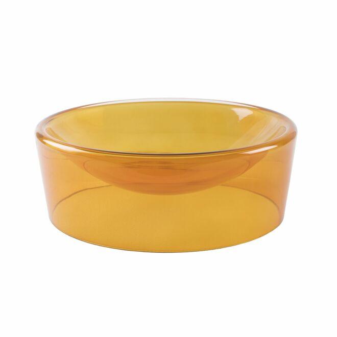 Bowl schaal Functionals bruin