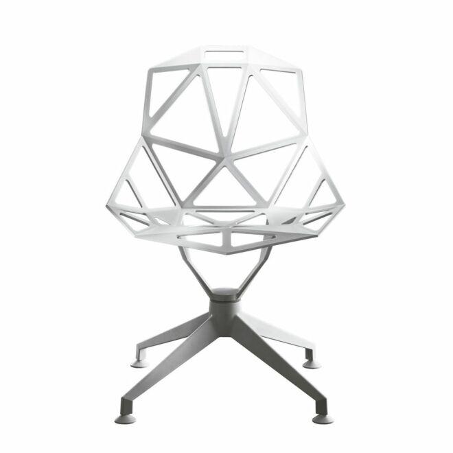 Chair_One eetkamerstoel Magis sterpoot wit