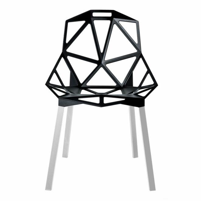 Chair_One eetkamerstoel Magis zwart