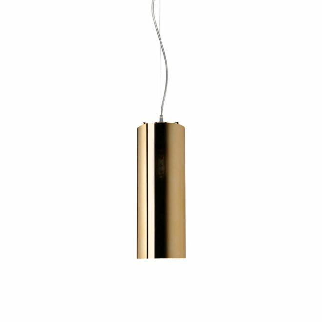 Easy hanglamp Kartell goud