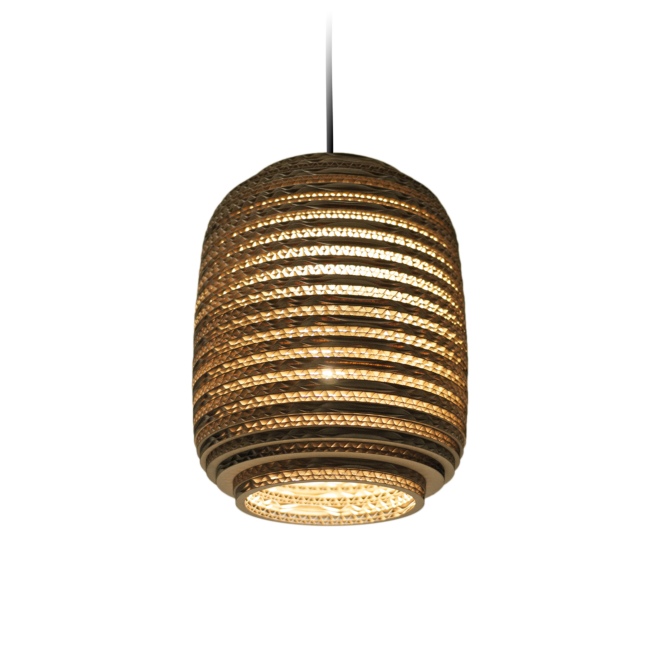 OP = OP - Ausi 8 hanglamp Graypants natural